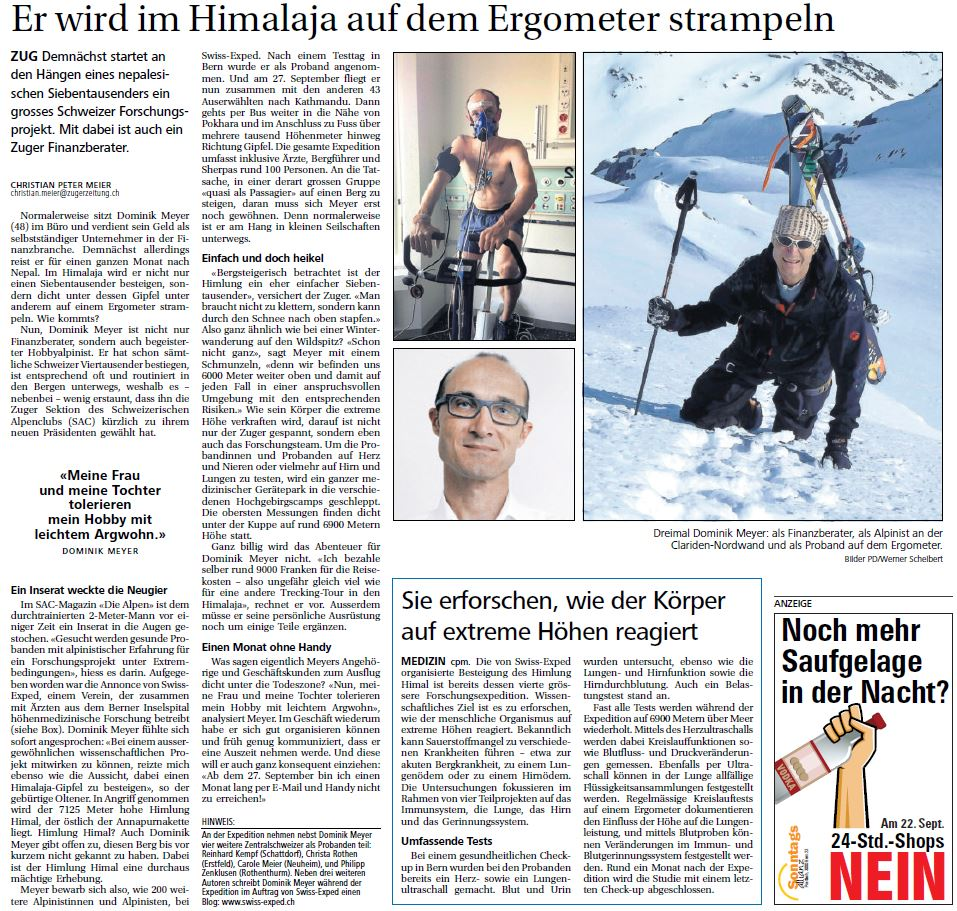 Luzerner Nachrichten