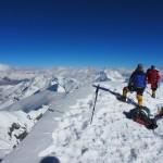 Gipfelfoto Himlung