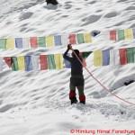 054 BC Sherpas reparieren Wasserversorgung