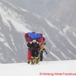 107 climbing ohne Sherpas geht nichts