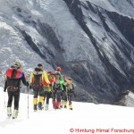 108 climbing - abstieg