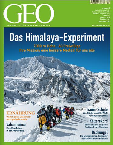 geo-frontseite